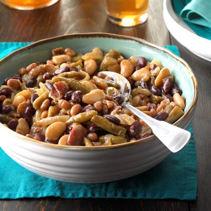 Four-Bean Medley