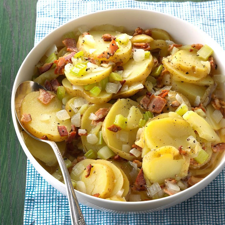 Potluck German Potato Salad