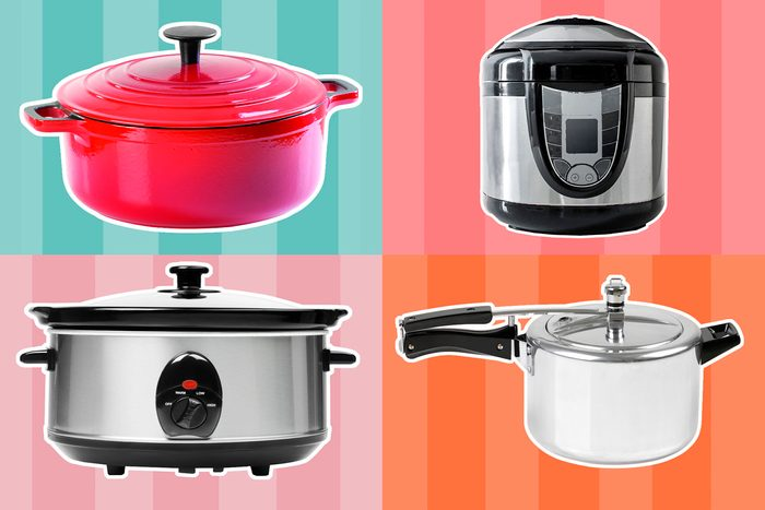 Slow Cooker, Pressure Cooker, Dutch Oven or Instant Pot