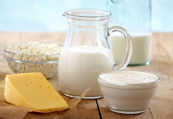 fresh dairy products that are good for keto diet.