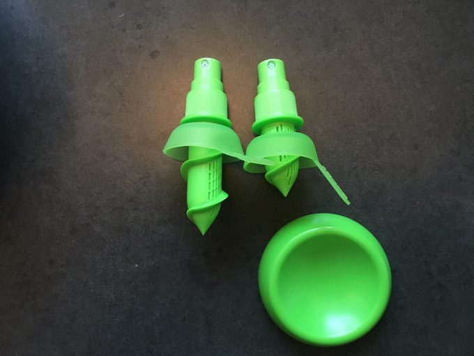 Citrus Sprayer nozzles and stand