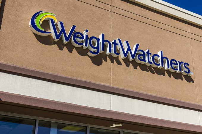 Weight Watchers Meeting Location