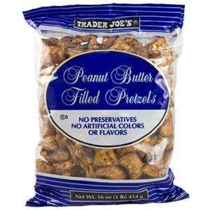 pretzels, trader joes