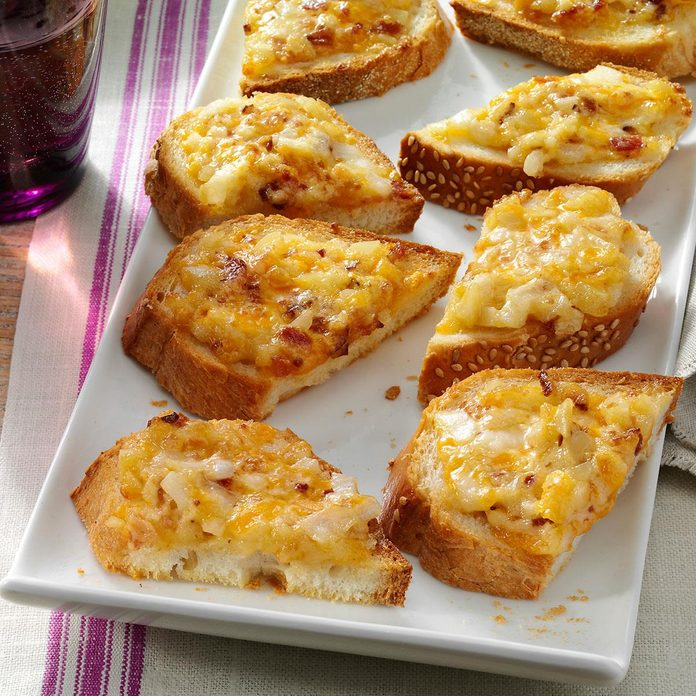 Almond Cheddar Appetizers