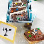 Angela's XOXO Shortbread Brownies