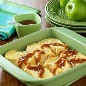 Apple Butter French Toast