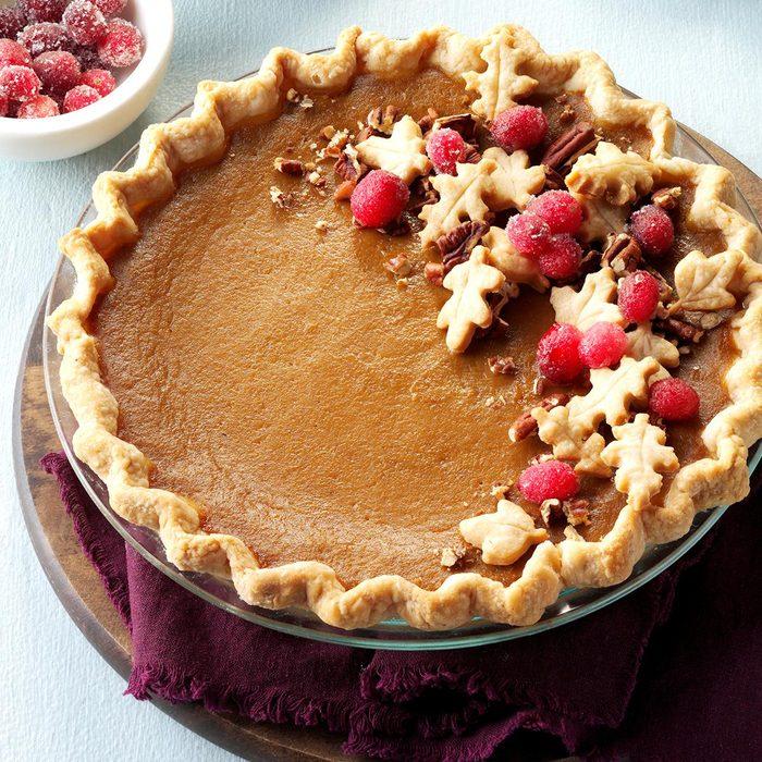 Apple Butter and Pumpkin Pie