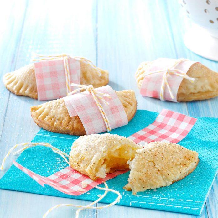 Apple-Cinnamon Mini Pies