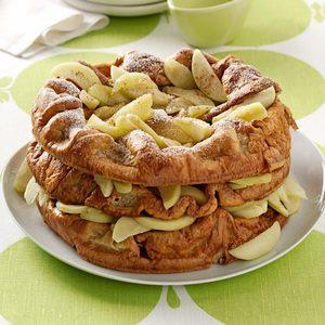 Apple Pancake Tier