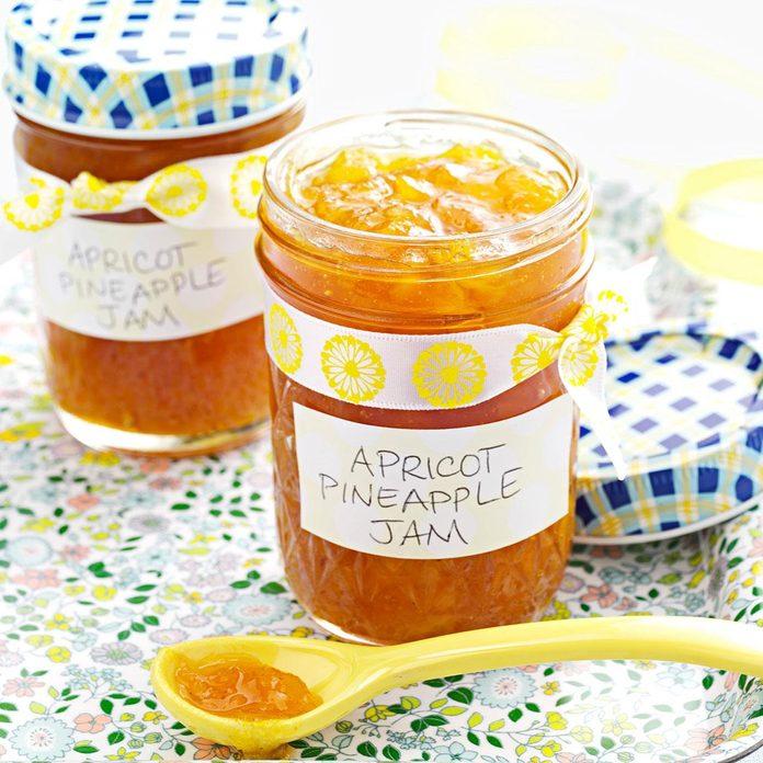 Apricot Pineapple Jam