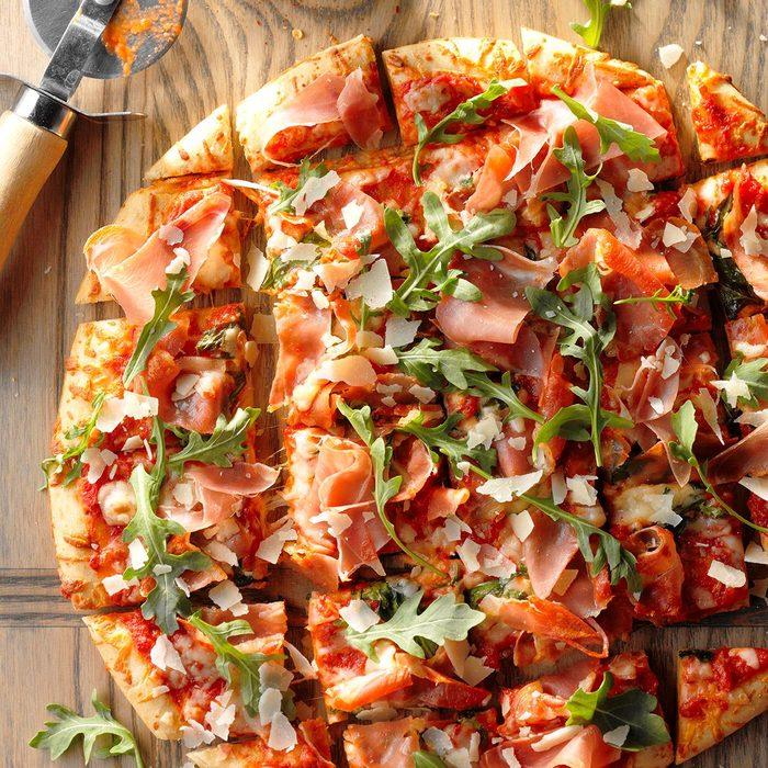 Arugula Pizza