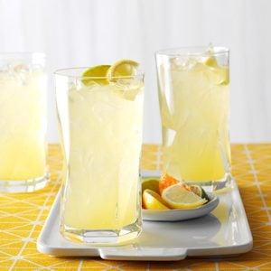 Aunt Frances' Lemonade