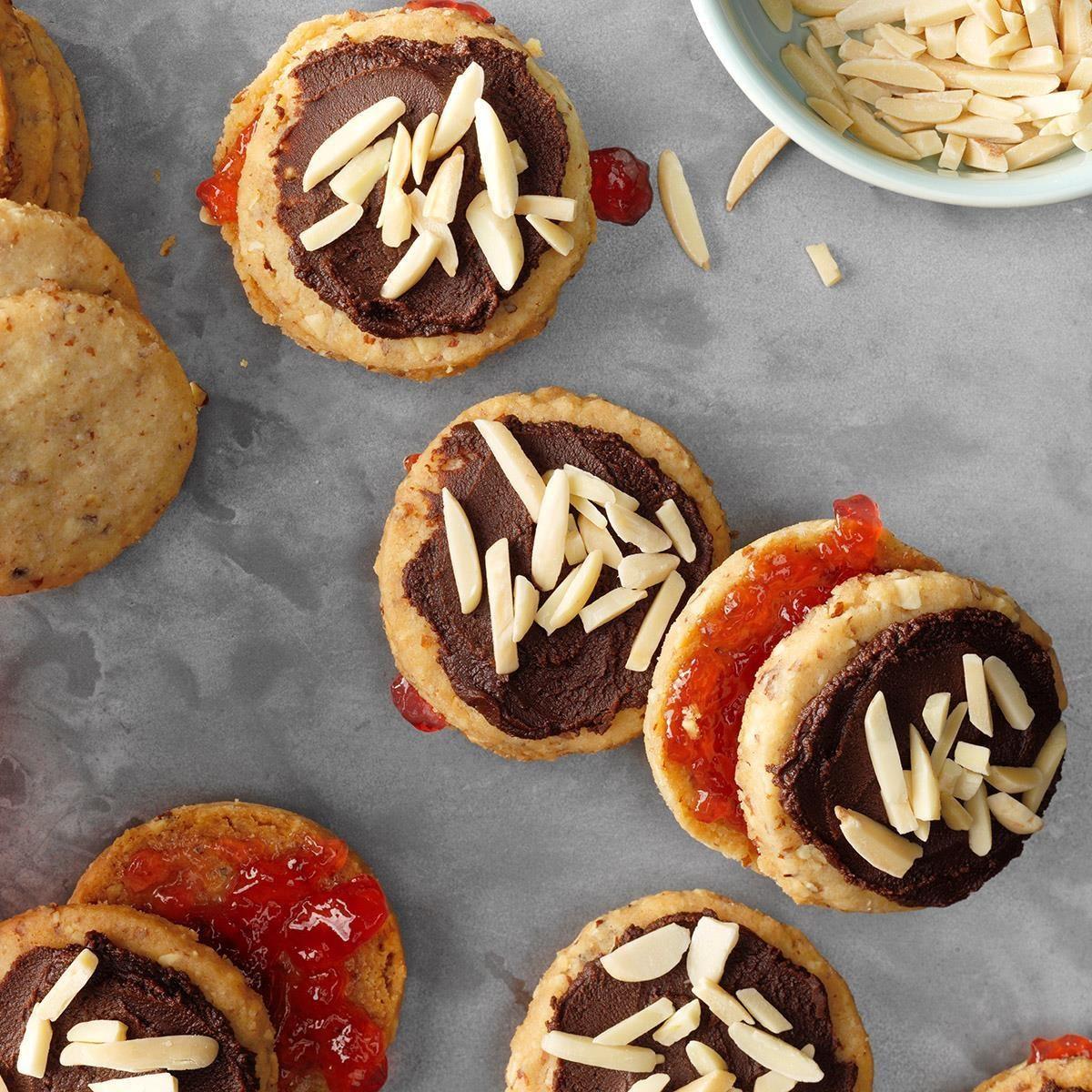 Austria: Nut Cookies