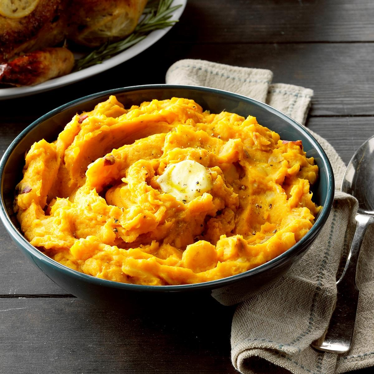 Tennessee: Autumn Harvest Mashed Potatoes
