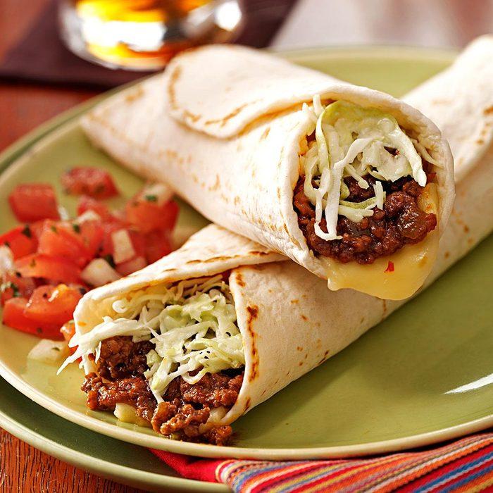 BBQ Hoedown Tacos