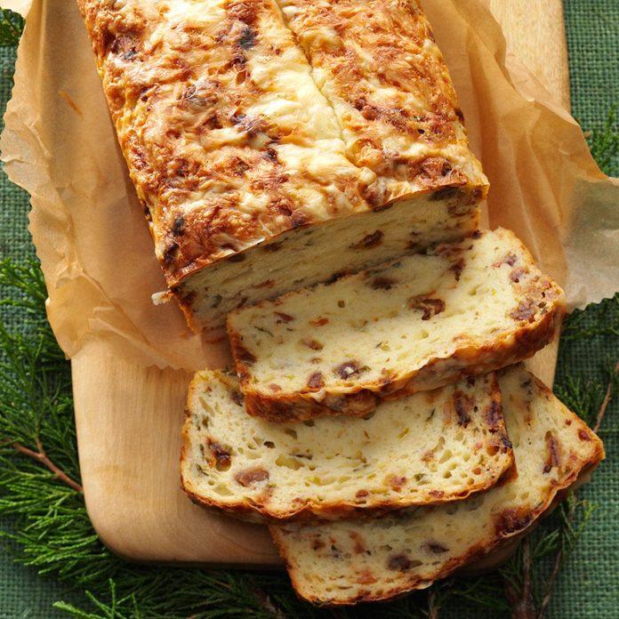 Bacon Date Bread