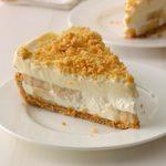 Banana Cream Cheesecake