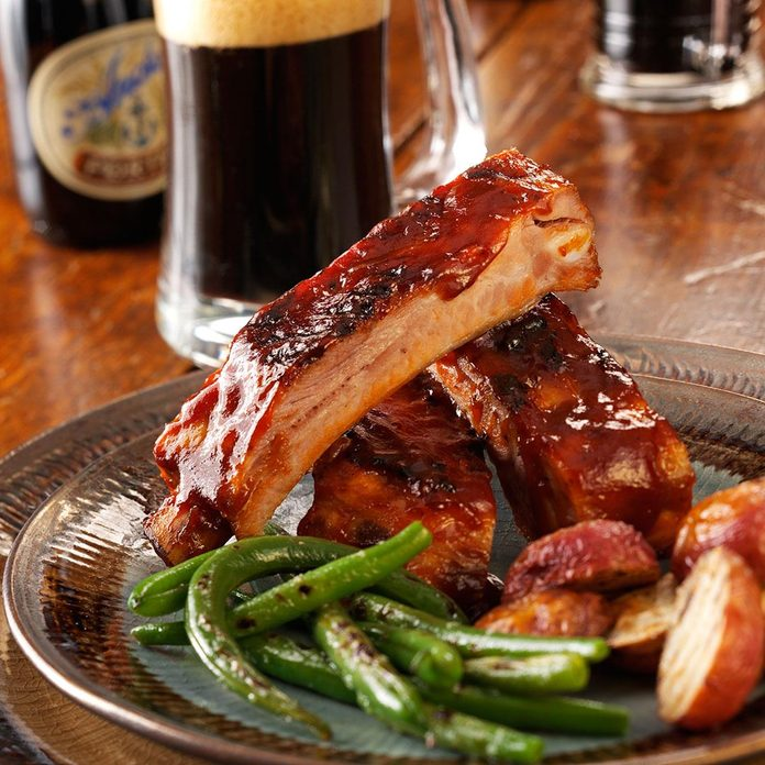 Barbecued Ribs With Beer Exps46557 Th1789925d08 03 1b Rms 2