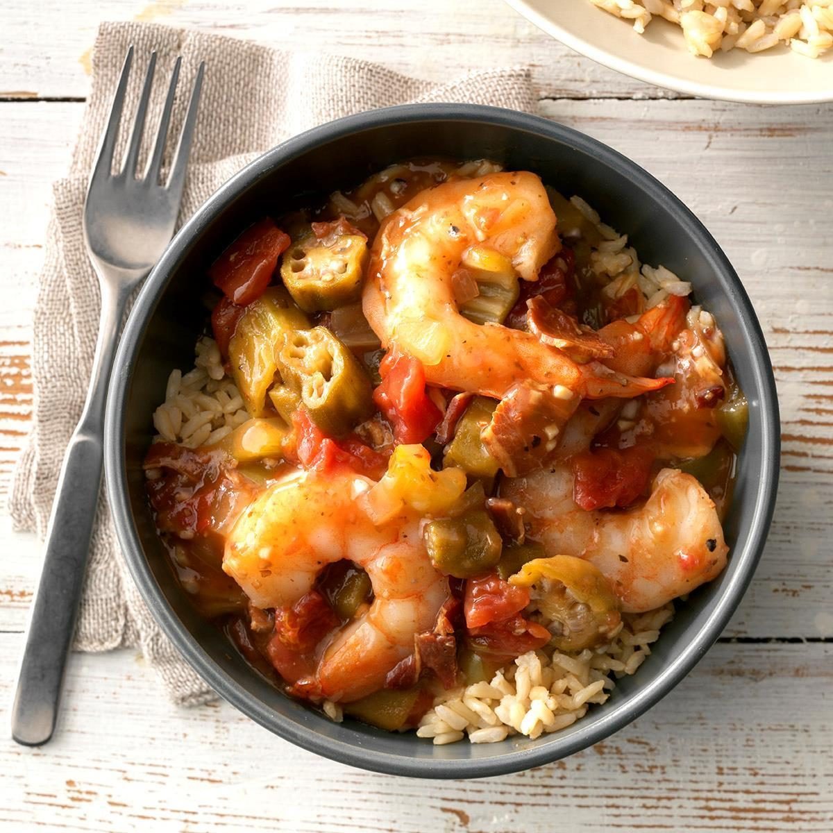 October 12: National Gumbo Day