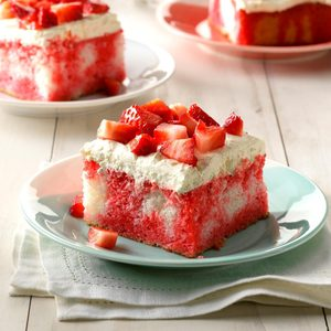 Berry Dream Cake
