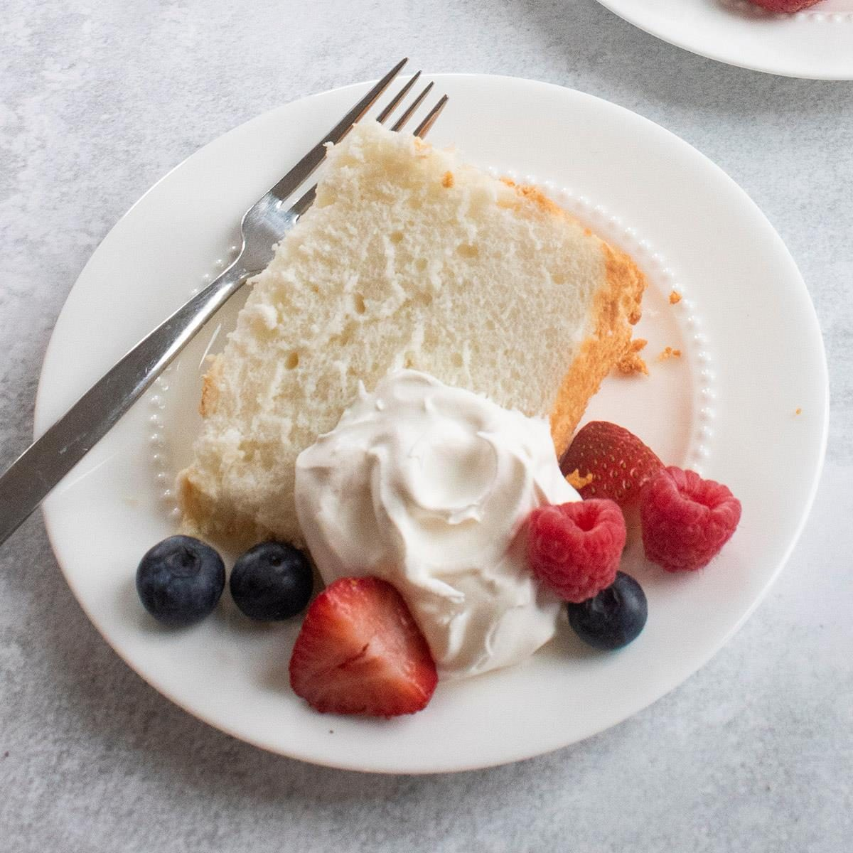 1958: Angel Food Cake