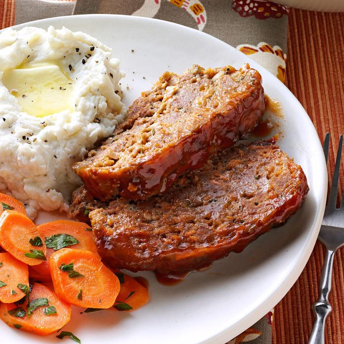 Best-Ever Meat Loaf