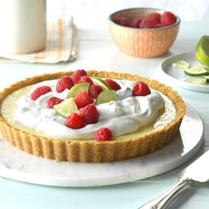 Best Lime Tart