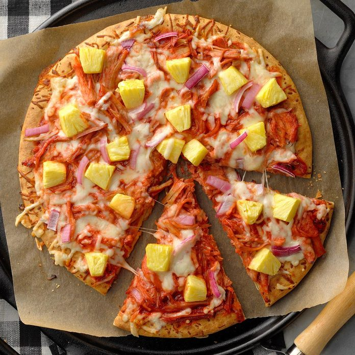 Inspired by: Hawaiian Pizza