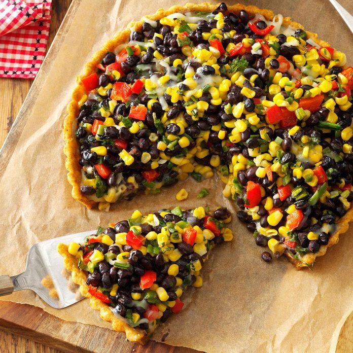 Black Bean Tart