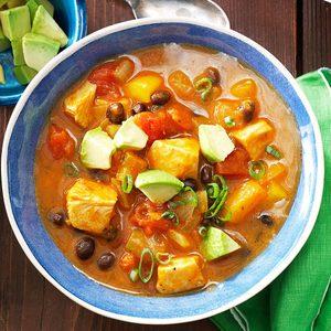 Black Bean 'n' Pumpkin Chili