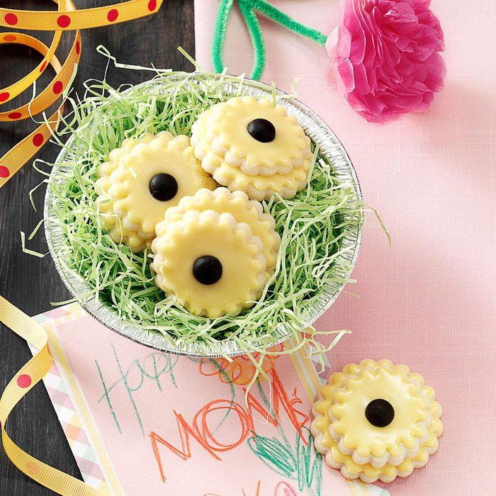 Black-Eyed Susan Cookies