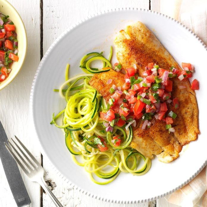 Blackened Tilapia With Zucchini Noodles Exps Sdam17 200349 C12 06 1b 5