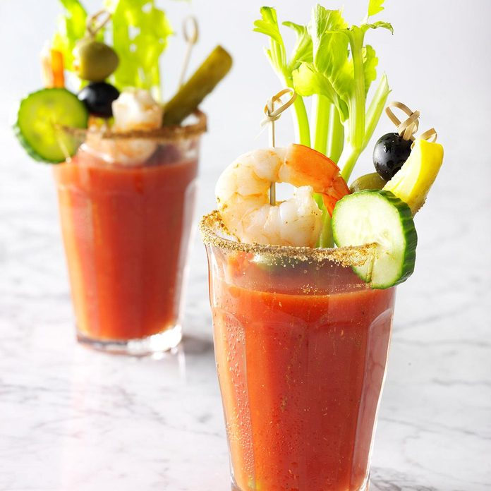 Inspired by: Outback Steakhouse's Bloody Mary