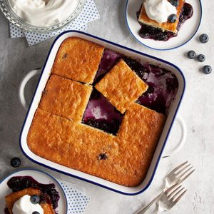 21 Lemon-Blueberry Recipes That Are Perfect for Spring