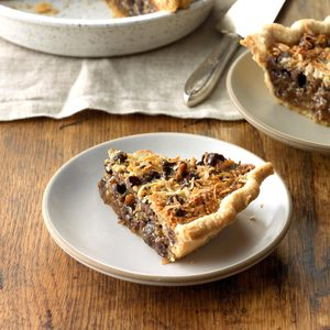 Bourbon-Kissed Pecan Pie