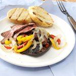 Bourbon Steak Portobellos