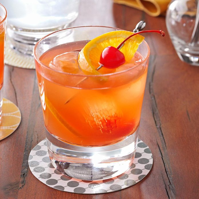 Inspired by: Wisconsin's Famous Old Fashioned