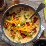 Broccoli Beer Cheese Soup