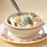 Broccoli Chicken Tortellini