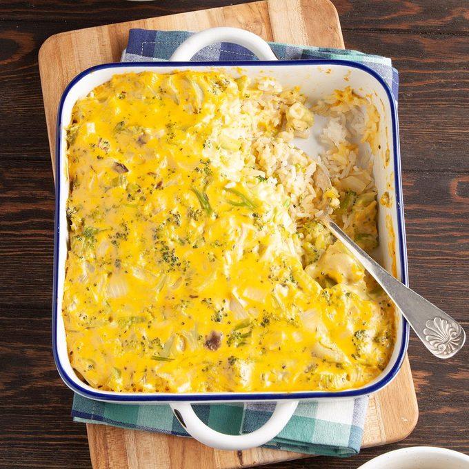 Broccoli Rice Casserole Exps Ft20 1082 F 0818 1