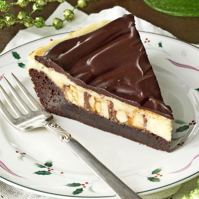 Brownie Cheesecake Snickers Pie Exps156319 Thca2916394d11 12 2bc Rms 2