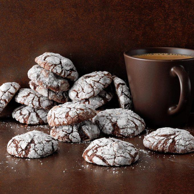 Brownie Crackles