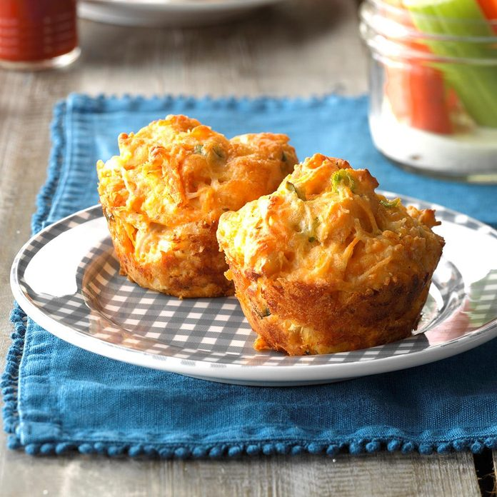 Buffalo Chicken Biscuits