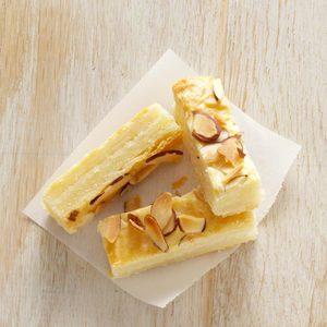 Butter Almond Cookies