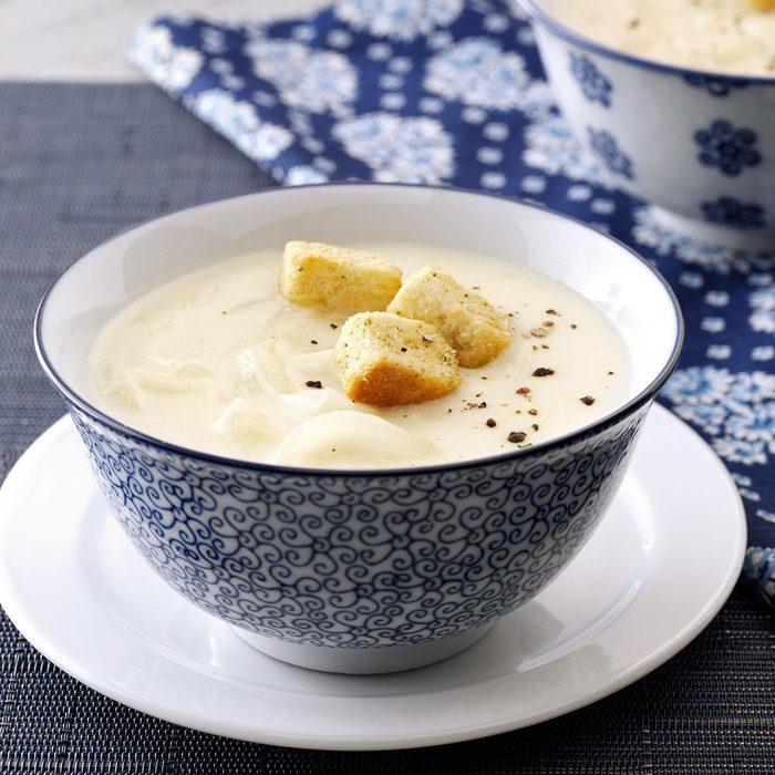 Buttery Onion Soup