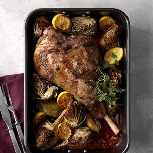California Roast Lamb