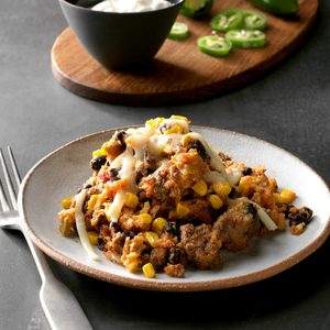 California Tamale Pie