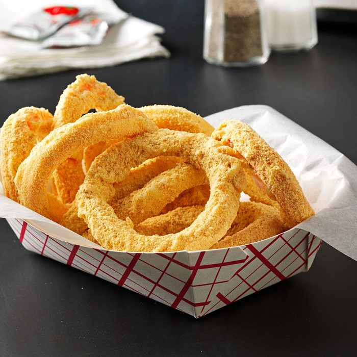 """Candy """"Onion"""" Rings"""