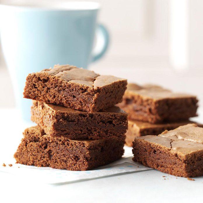 Cappuccino Cake Brownies