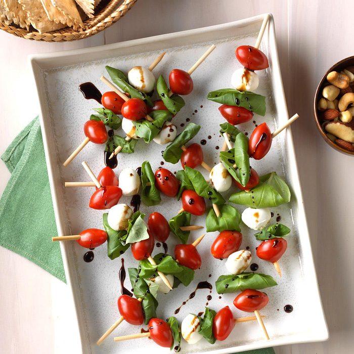 Caprese Salad Kabobs